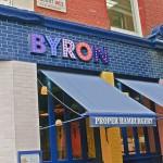 【ロンドン生活】日曜日のランチはハンバーガー@BYRON