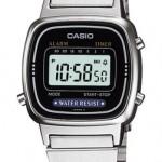 コスパ最強![カシオ]CASIO 腕時計 スタンダード LA-670WA-1JF レディース