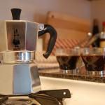 マキネッタでおうちカフェ!簡単♪本格的♪美味しいコーヒーを飲む方法。