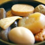 イギリスでマイナーな日本料理「おでん」について考えてみる with 元同僚 @ 我が家