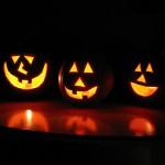 【ハロウィン】意外に簡単!子供とかぼちゃランタンを作ってみたよ♪