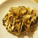 """【イギリス生活】新年会やパーティーにも♪ビールにも合う!お好み焼きを作るなら、キャベツは""""pointed cabbage""""を使うべし!"""