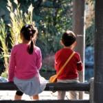 子供の脳はスポンジみたいに吸収力があるとは言え、バイリンガルになるまでには、色々と苦労があるのだよ。